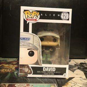 David from Alien funko pop